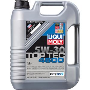 Моторное масло Liqui Moly Top Tec 4600 5W-30 5 л 8033