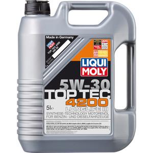 Моторное масло Liqui Moly Top Tec 4200 5W-30 5 л 7661