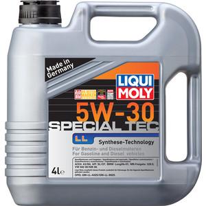 Моторное масло Liqui Moly Special Tec LL 5W-30 4 л 7654