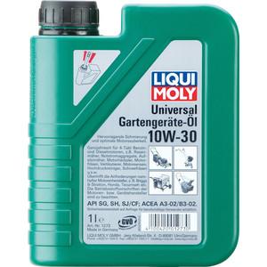 Моторное масло Liqui Moly Universal 4-Takt Gartengerate-Oil 10W-30 1 л 8037