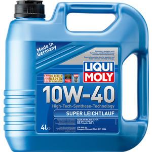 Моторное масло Liqui Moly Super Leichtlauf 10W-40 4 л 1916