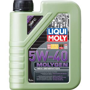 Моторное масло Liqui Moly Molygen New Generation 5W-40 1 л 9053