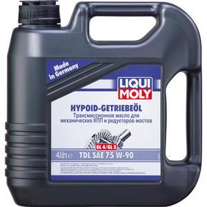 Трансмиссионное масло Liqui Moly Hypoid-Getriebeoil TDL 75W-90 GL-4/GL-5 4 л 3939