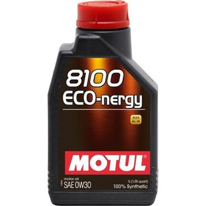 Моторное масло MOTUL 8100 Eco-nergy 0w-30 1 л моторное масло motul 5100 4t 15w 50 1 л