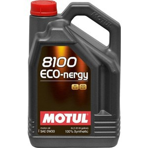 Моторное масло MOTUL 8100 Eco-nergy 0w-30 5 л