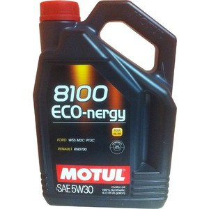 Моторное масло MOTUL 8100 Eco-nergy 5w-30 4 л купить