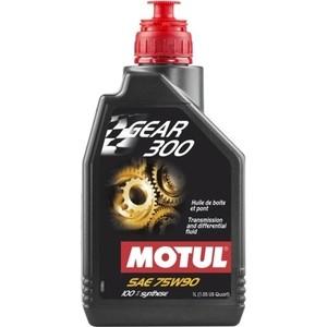 Трансмиссионное масло MOTUL Gear 300 75w-90 1 л motul gear 300 75w90