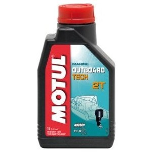 Моторное масло MOTUL OUTBOARD TECH 2T 1 л антифриз motul inugel optimal ultra концентрат 1 л