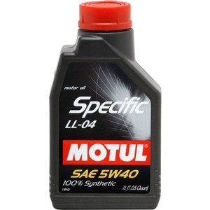 Моторное масло MOTUL Specific LL-04 BMW 5w-40 1 л моторное масло motul atv power 4t 5w 40 4 л