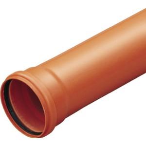 Труба Ostendorf 160 3000 мм красная цена