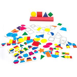 Обучающие игрушки Pic'n Mix Калейдоскоп геометрических фигур (112016)