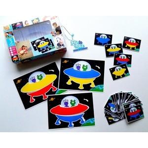 Обучающие игрушки Pic'n Mix Веселые пришельцы (112017)