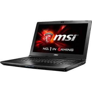 Ноутбук MSI GL62 6QC (9S7-16J612-097) Black