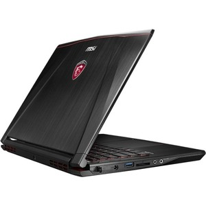Ноутбук MSI GS40 6QE Phantom Skylake (9S7-14A112-019) Black