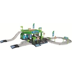 Игровой набор Majorette Заправочная станция Creatix (2050010) машины majorette городской автобус