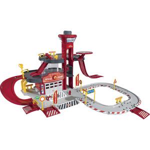 Игровая парковка Majorette Cratix (2050015) машины majorette парковка пожарная станция cratix вертолет машинка
