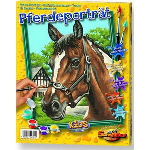 Раскраска Schipper Лошадь (9240381)