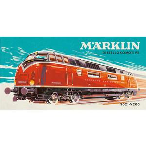 Раскраска Schipper Marklin Тепловоз (9410686)*