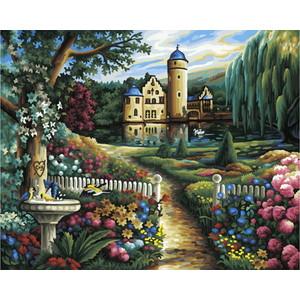 Раскраска Schipper Летний замок (9130391)*