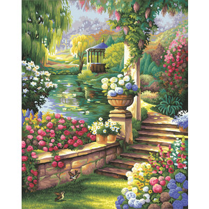 Раскраска Schipper Райский сад (9130379)