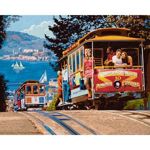 Раскраска Schipper Сан-Франциско Канатная дорога (9130645)