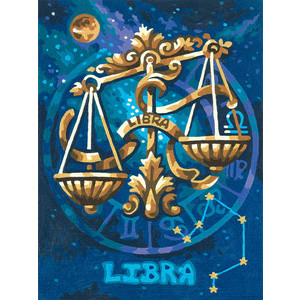 Раскраска Schipper Знаки Зодиака Весы (9390678) раскраска schipper знаки зодиака скорпион 9390679