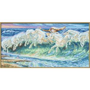 Раскраска Schipper Репродукция Лошади Нептуна (9220711)