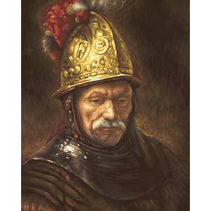 Раскраска Schipper Репродукция Мужчина в золотом шлеме (9130406) раскраска schipper знаки зодиака скорпион 9390679