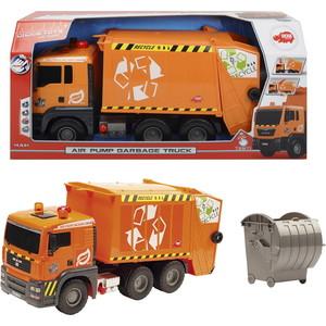 Мусоровоз Dickie функциональный (3809000) dickie мусоровоз 30 см