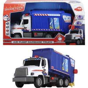 Мусоровоз Dickie AirPump (3806002) dickie toys мусоровоз heavy city truck