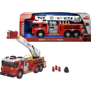 Пожарная машина Dickie с водой (3719003) автотрек dickie simba 3083077 спайдер мэн
