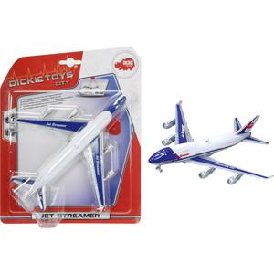 Самолет Dickie (3343004) автотрек dickie simba 3083077 спайдер мэн