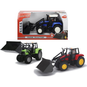 Трактор Dickie (3735002)*