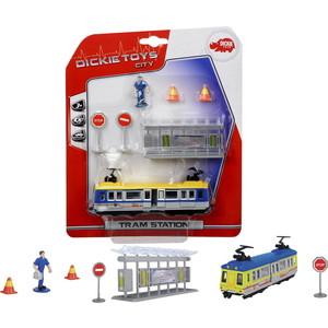Трамвайная остановка Dickie свободный ход (3343001)*