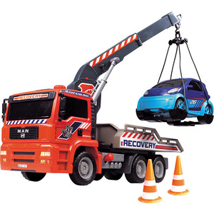 Эвакуатор Dickie AirPump (3806000) dickie toys машина с краном airpump 31см
