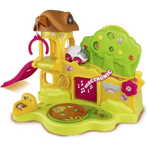 Игровой набор Smoby Моя маленькая ферма Animal Planet (211397)