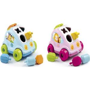 Развивающая игрушка Smoby автомобиль с фигурками (211118) купить автомобиль с пробегом паджеро в москве