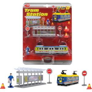 Трамвайная остановка Dickie свободный ход (3315390)*