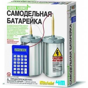 Опыты 4M Самодельная батарейка (00-03360)