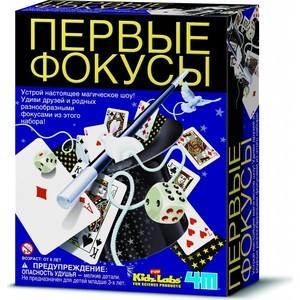 Фокусы 4M Первые Фокусы (00-03215)