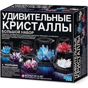 Опыты 4M Удивительные кристаллы Большой (00-03915)