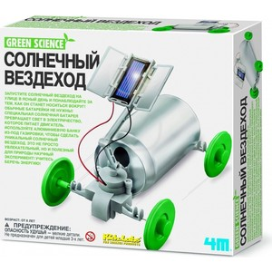Конструктор 4M Солнечный вездеход (00-03286)