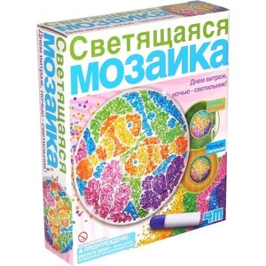 Творчество 4M Светящаяся мозаика (00-04596)