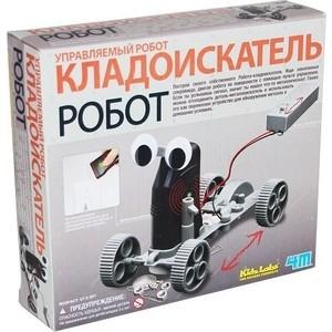 Конструктор 4M Управляемый робот кладоискатель (00-03297)