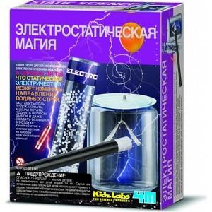Опыты 4M Электростатическая магия (00-03354) 4m 4m 00 03278 солнечная энергия