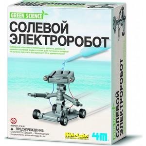 Конструктор 4M Солевой электроробот (00-03353)