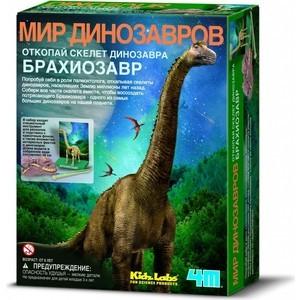 Раскопки 4M Скелет Брахиозавра (00-03237) скелет брахиозавра 4m