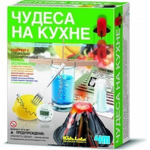 Опыты 4M Чудеса на кухне (00-03296) 4m 4m электростатическая магия