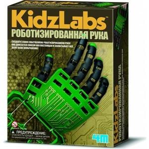 Конструктор 4M Роботизированная рука (00-03284)