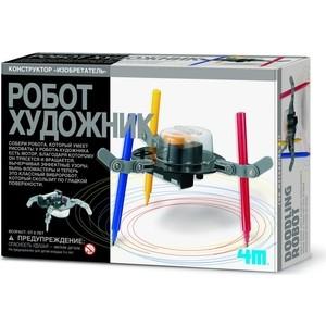 Конструктор 4M Робот художник (00-03280)